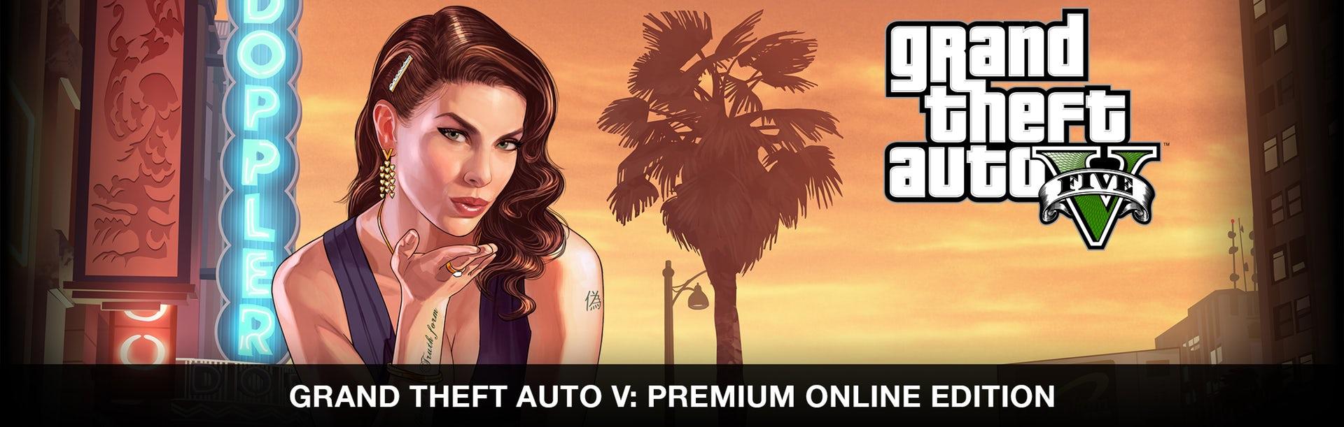 GTA 5 PC Key PREMIUM VERSION (Social Club)