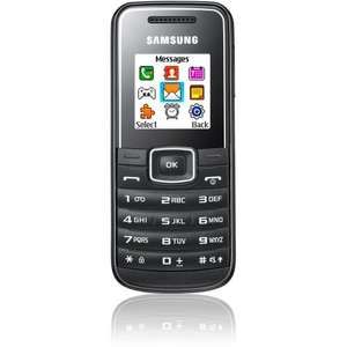 Samsung E1060 Handy - 16,00€ HAMMERPREIS B-Ware