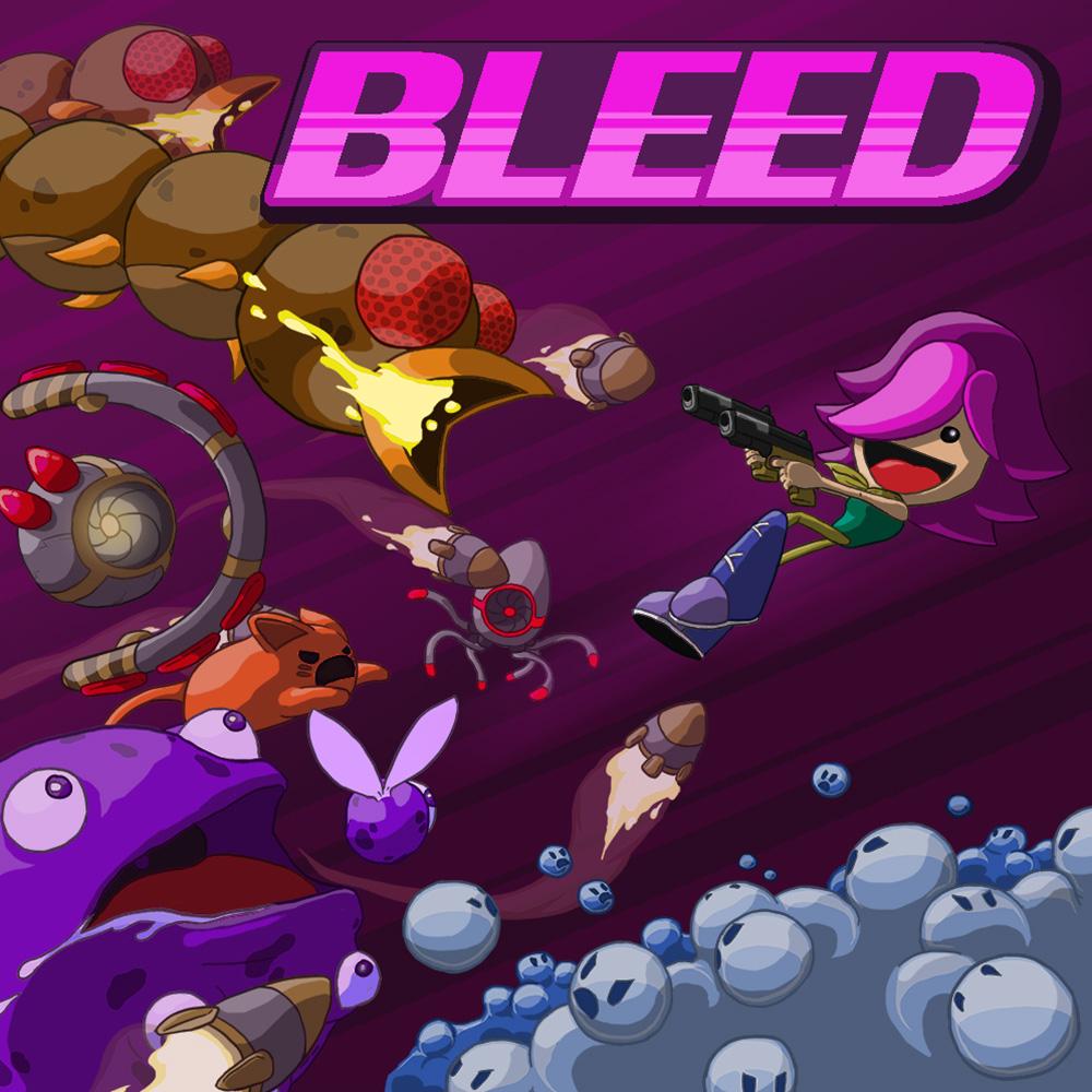 Bleed (Switch) für 3,59€ oder für 2,81€ Südafrika & Bleed 2 (Switch) für 3,74€ oder für 2,93€ Südafrika (eShop)