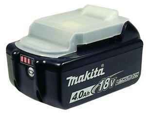 Makita BL1840B Ersatzakku 18V - 4 Ah-Li-Ion mit Ladestandanzeige für 42,90€ [eBay]