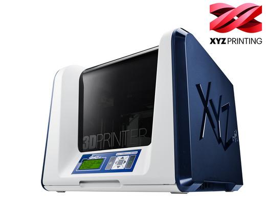 "XYZPrinting 3D-Drucker ""da Vinci Jr. 1.0 3in1"" (Inklusive 3D-Scanner, USB, SD und WLAN) [iBOOD]"