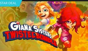Giana Sisters Twisted Bundle (Steam) für 1€