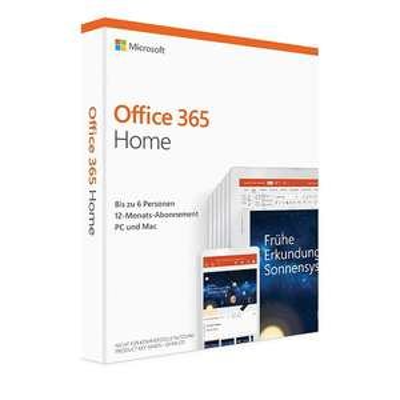 Microsoft Office 365 Home 6 Benutzer