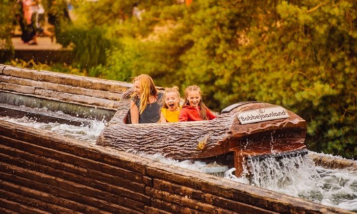 Eintritt Freizeitpark Bobbejaanland für 19,90 Euro statt 37 Euro