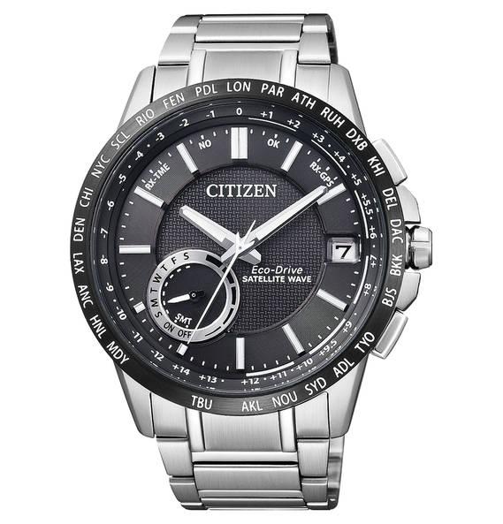 """Citizen Herrenuhr """"Satellite Wave"""" CC3005-51E Solar Funk für 636€ plus 31,90€ in Payback-Punkten [Galeria Kaufhof]"""