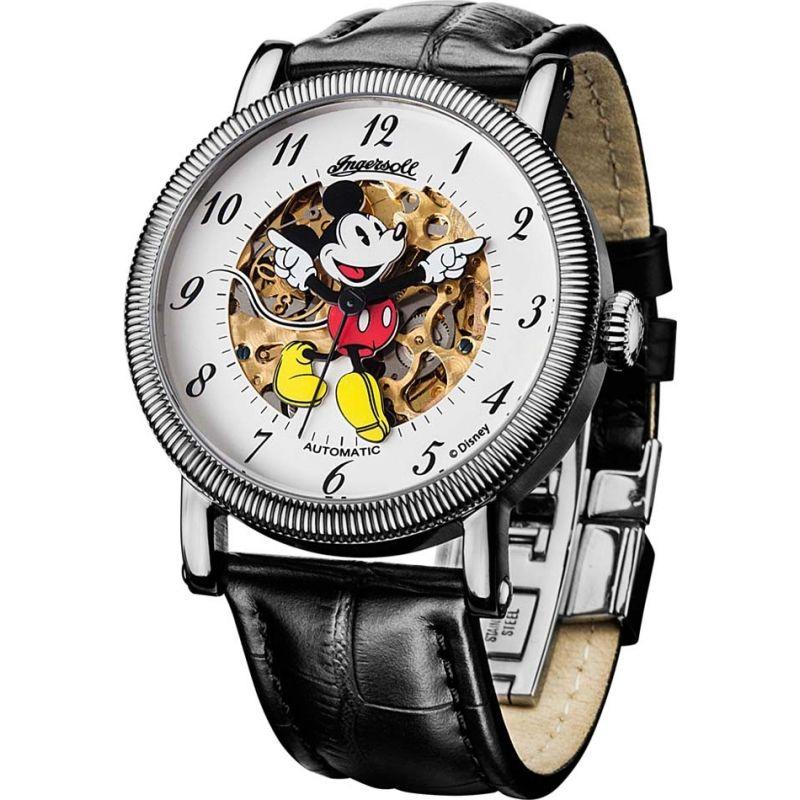 [Watches2u.com] Disney by Ingersoll Herrenuhr für goldenes Jahr 26552 - Limitierte Automatikuhr - noch 16 Stunden, 5 Stück lagernd