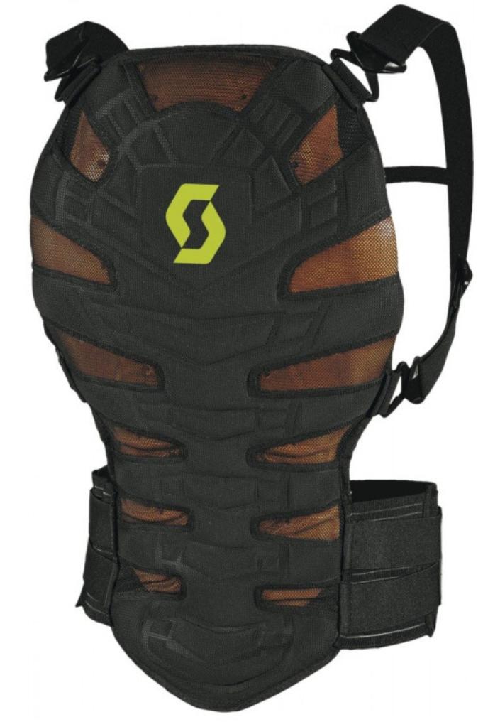 MTB/Snowboard Scott Soft CR II Rückenprotektor - L, XL