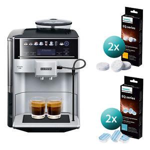 [ebay] Siemens TE653501DE EQ 6 S300 Kaffeevollautomat Kaffeemaschine inkl. Reinigungsset