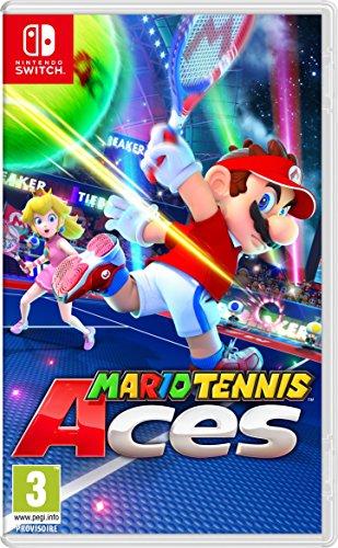 Mario Tennis Aces Nintendo Switch für 35,28€ inkl. Versandkosten