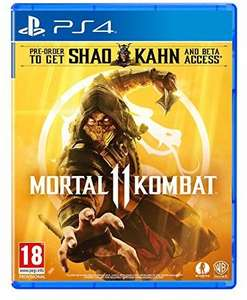 Mortal Kombat 11 inkl. Shao Kahn DLC PS4 für 29,91€ (Xbox One & Switch für je 34,80€) (ShopTo & Base.com)