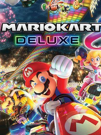 EShop Mario Kart 8 Deluxe Switch [Schweden]