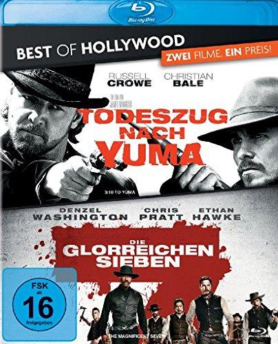 Todeszug nach Yuma & Die glorreichen Sieben Best of Hollywood Collection (2 Disc Blu-ray) für 7,10€ (Amazon Prime)