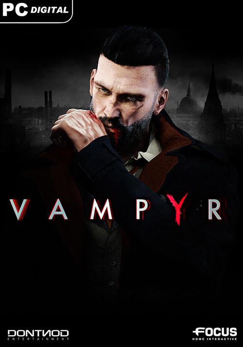 Vampyr (PC) für 19,99€ (GOG)