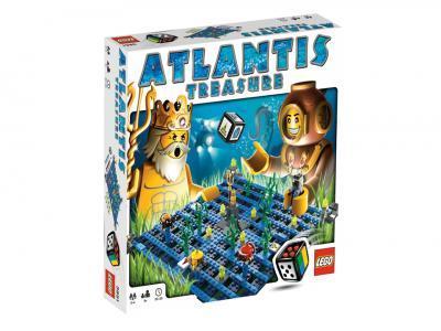 Div. LEGO Spiele reduziert (z.B. Hunt for Atlantis für 6,99 statt 24,99 + VSK)
