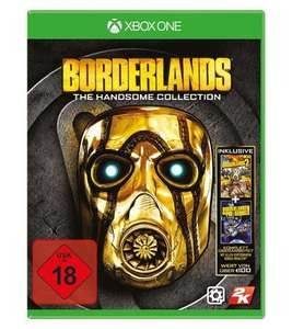 Borderlands: The Handsome Collection (Xbox One) [Lokal Flensburg]