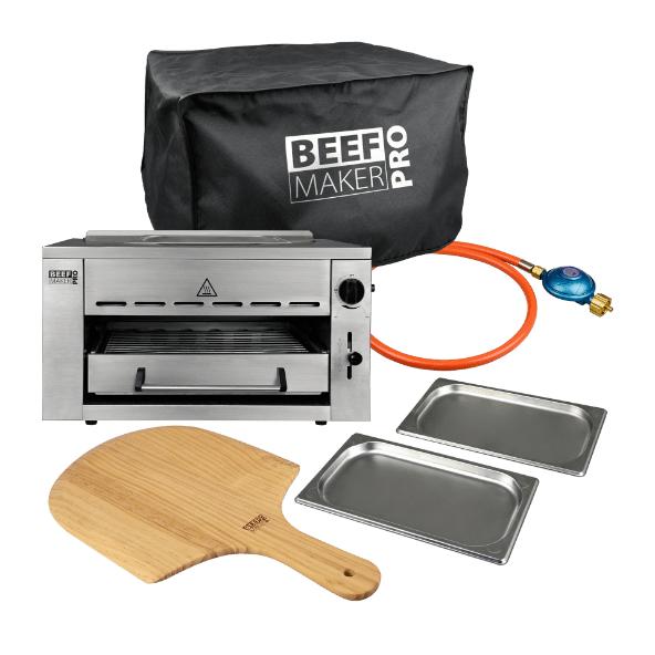 Beef Maker Pro Hochtemperaturgrill OHG (Oberhitzegrill) ab 01.07. bei ALDI SÜD