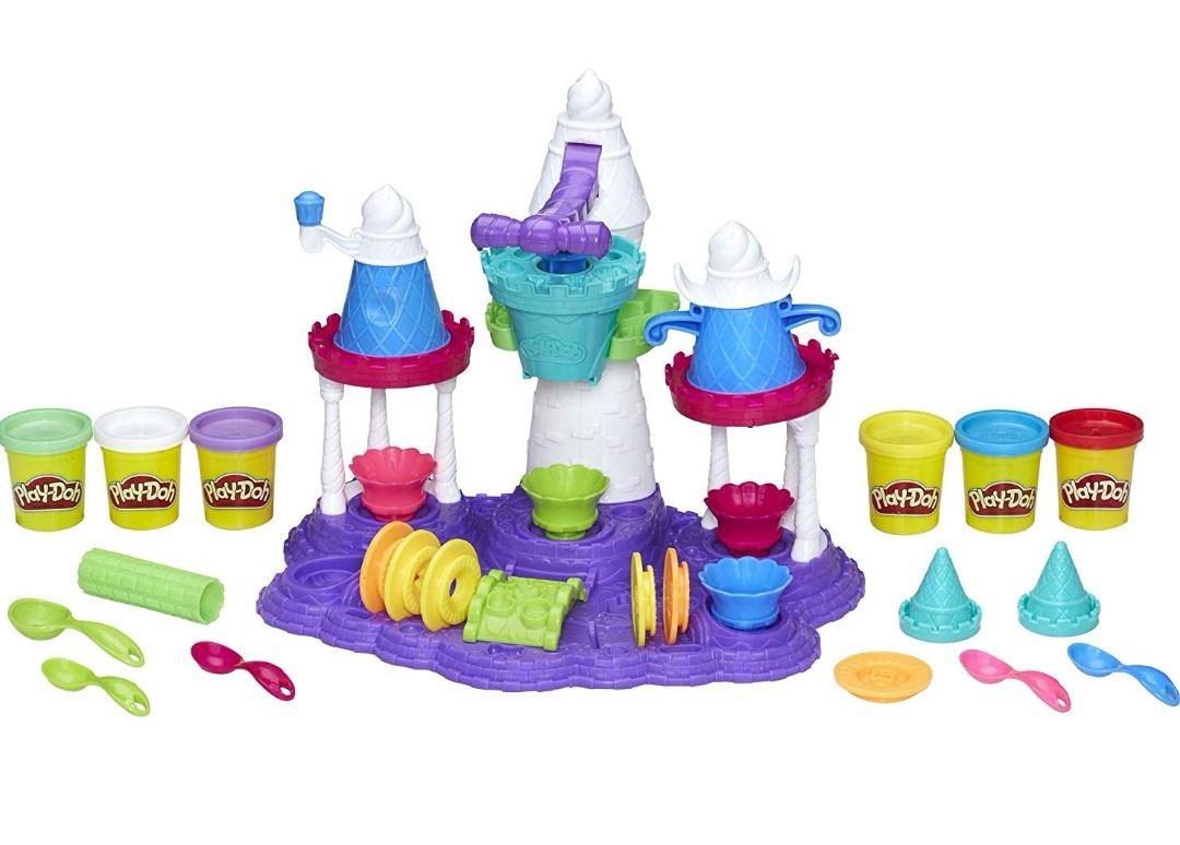 Amazon Warehouse Play-Doh Eiscreme Schloss (Warehousedeal)