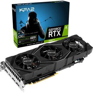 11GB KFA2 GeForce RTX 2080 Ti