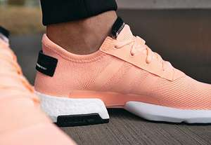 (Planet-Sports) adidas Originals POD-S3.1 für Herren in Clear Orange (Gr. 42 bis 48)