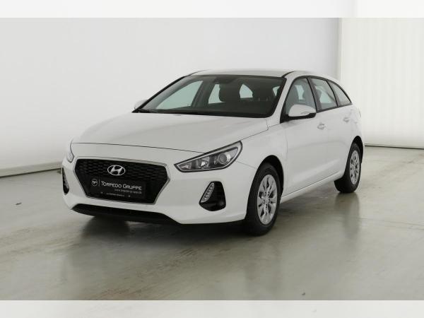 [Gewerbeleasing] LF 0,29 Hyundai i30 Kombi 1.4 Select (99 PS - Schaltung) - mtl. 47,40 € (netto) / 56,41 € (brutto), 24 Monate, 10.000 km