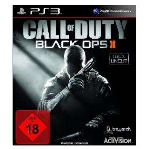[Amazon Blitzangebot] Call of Duty: Black Ops 2 (100% uncut) für PC