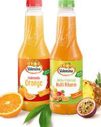 Valensina Saft, 1 Liter-Flasche, (verschiedene Sorten) für 85 Cent [Netto MD]