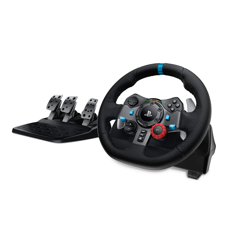Logitech G29 Driving Force Rennlenkrad (geeignet für PS4, PS3 und PC)