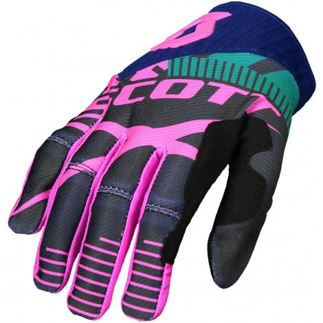 MTB Ganzfinger-Handschuhe Scott 450 Patchwork (L, XL, XXL)