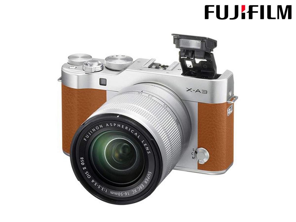 """Fujifilm Systemkamera """"X-A3 XC 16-50mm F3.5-5.6 OIS II Kit"""" [iBOOD]"""