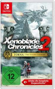Xenoblade Chronicles 2: Torna - The Golden Country (Switch) für 19,99€ (eShop)