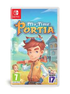 My Time At Portia (Switch) für 26,23€ (Amazon UK)