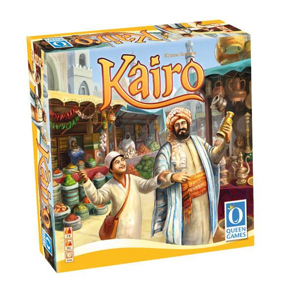 Queen Games™ - Kairo (60742) für 7,99€ mit Filialabholung