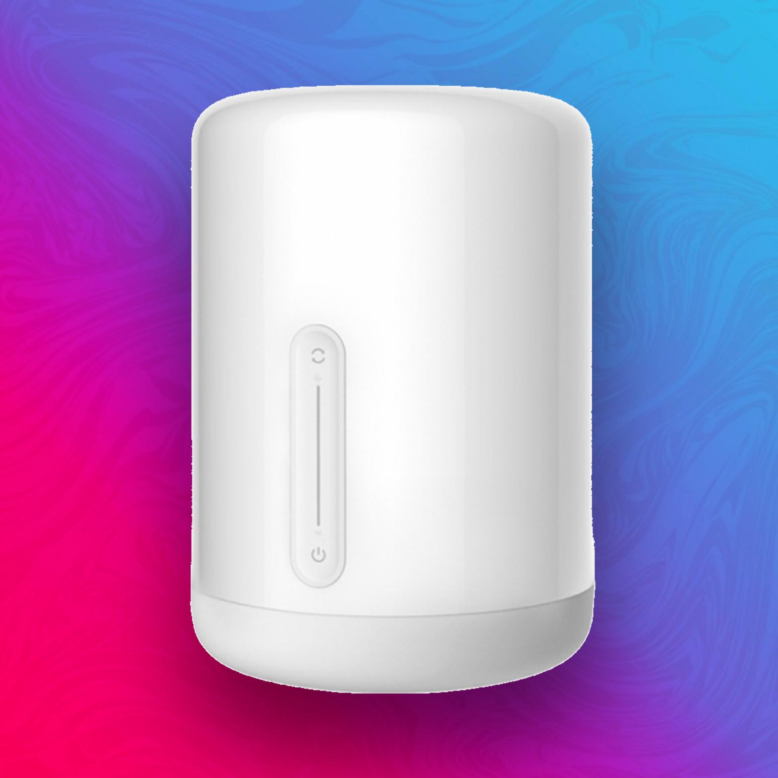 Xiaomi Mijia Nachttischlampe V2   RGB/Weiß - WLAN - HomeKit (Bedside Lamp   MJCTD02YL)