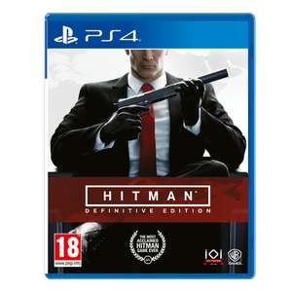 Hitman: Definitive Edition (PS4) für 17,60€ (Base.com