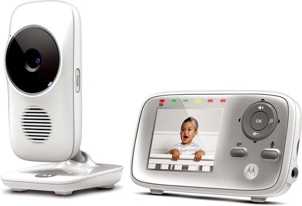 Motorola MBP483 - digitales Babyphone mit Video