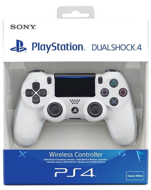 Sony DualShock 4 Controller weiß für 34,62€ inkl. Versand (Shopto)