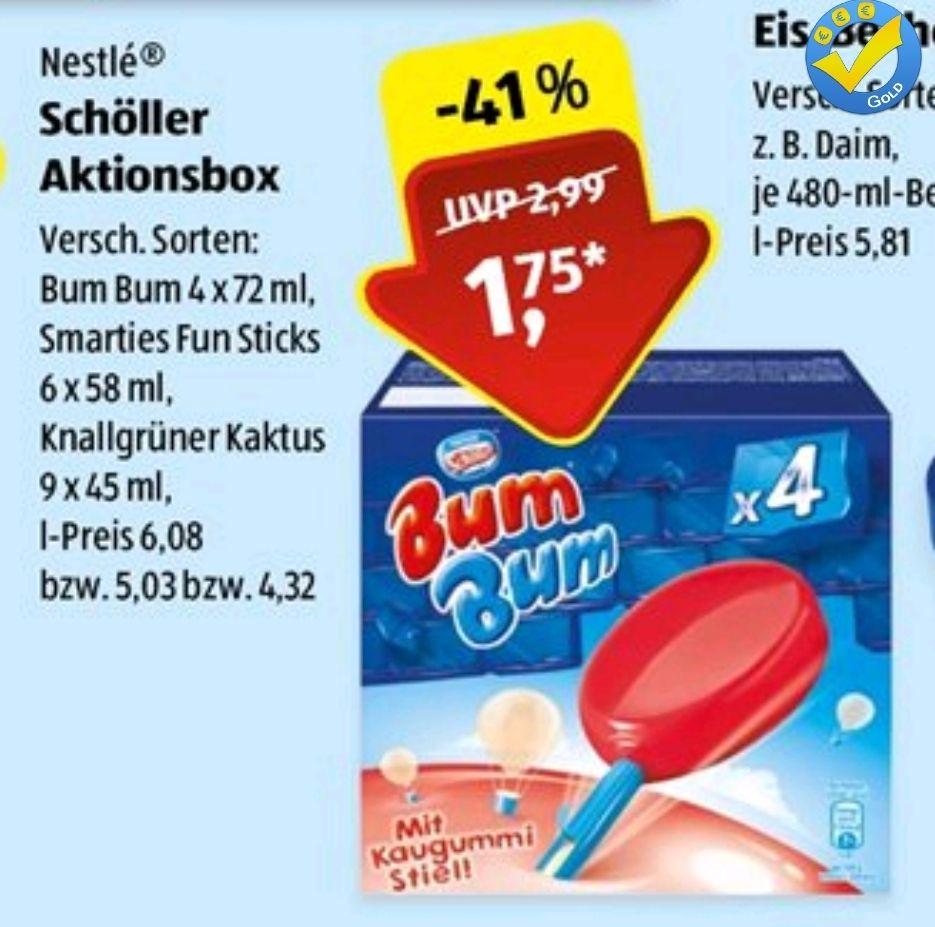 [Aldi Süd] Ab 28.06 4x Bum Bum Eis für 1.75€
