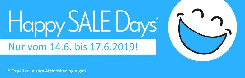 Happy Sale Days bei Computeruniverse