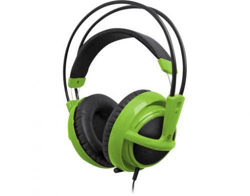 Siberia Headset SteelSeries v2, Green 51,21€ versandkostenfrei
