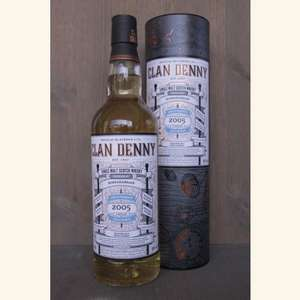 Bunnahabhain 2005, Ballechin 2005, Glenrothes 1996, Inchgower 2006, Glenallachie 1989 Single Malt Whisky
