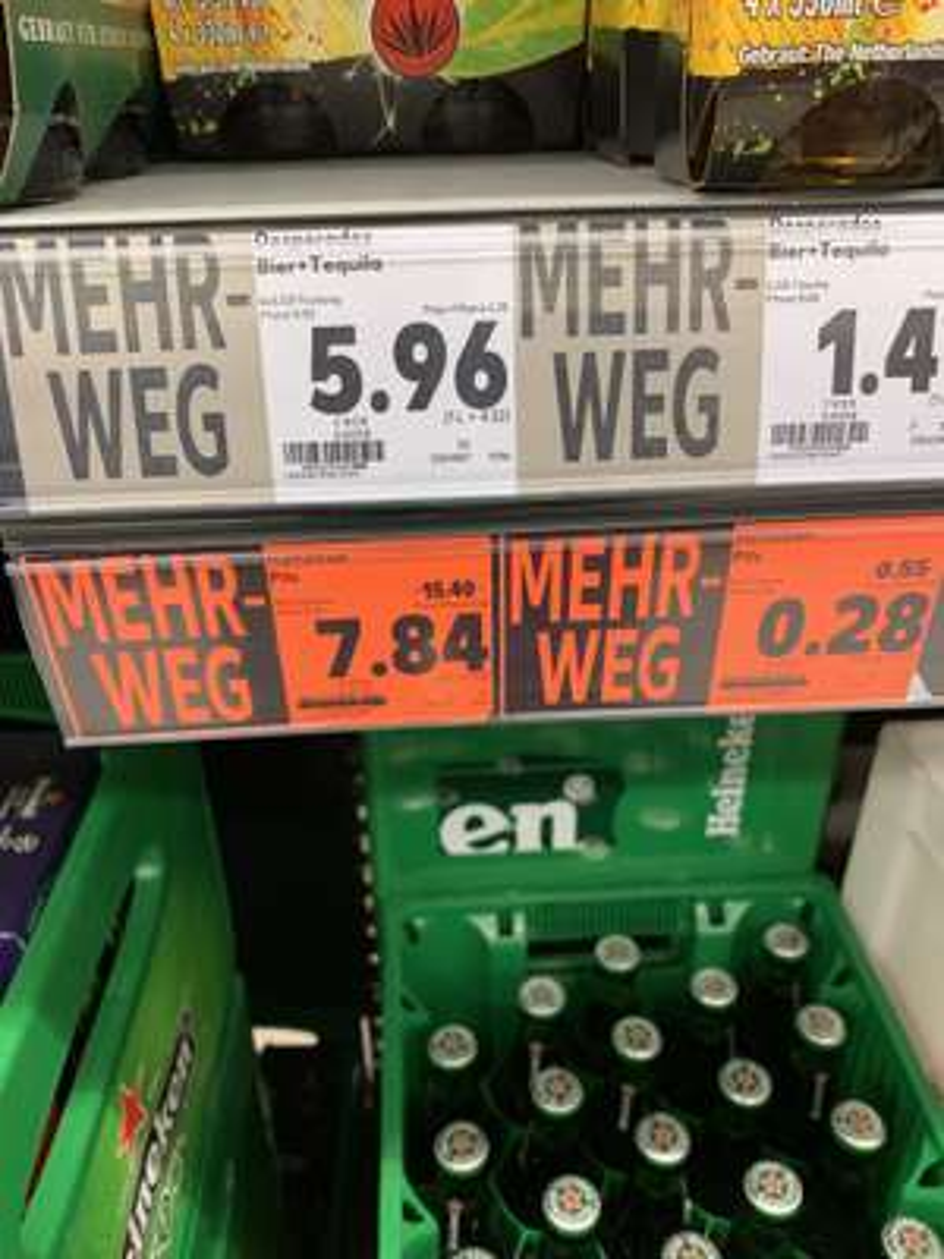 Heineken 0,25 / Lokal Hannover HBF