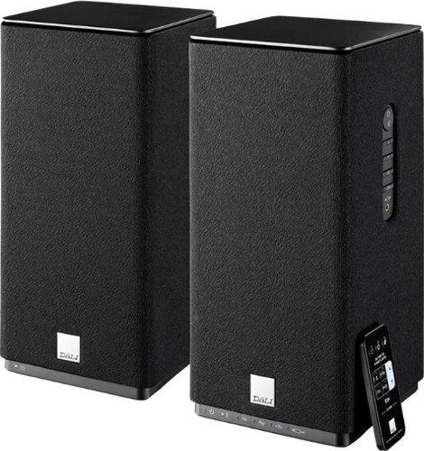 Aktivlautsprecher Dali Kubik Free & Xtra Set (100W + 76W, integrierter Class D-Verstärker, Bluetooth & aptX, optisch, AUX-In, Sub-Out)