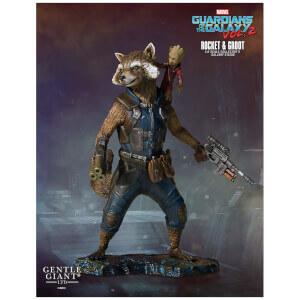 40% auf bereits reduzierte Gentle Giant Figuren, z.B. Guardians of the Galaxy 2: Rocket & Groot (Höhe ca. 11cm, mit Echtheitszertifikat)