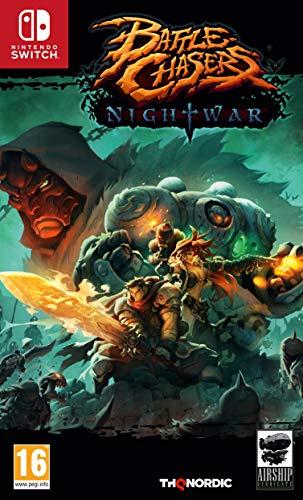 Battle Chasers: Nightwar (Switch) für 16,53€ (Amazon FR)