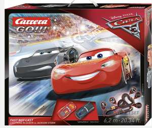 [EBAY MY TOYS ACCOUNT] CARRERA GO! 62416 Disney/Pixar  3 - Fast Not Last 6664776
