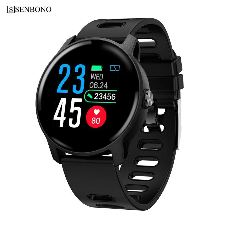 Senbono S08 Smartwatch für 10,10€ bei AliExpress