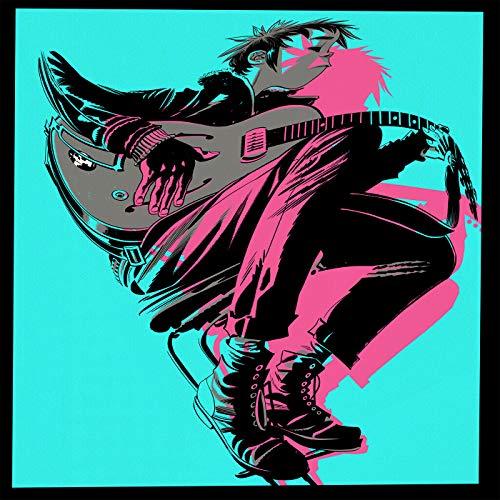 (Prime) Gorillaz - The Now Now (CD) inkl Autorip