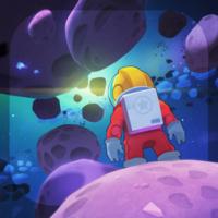 Free iOS Spiele App: Captain Cowboy (4,7*), Puzzle-Abenteuer im Asteroiden-Labyrinth [iTunes]