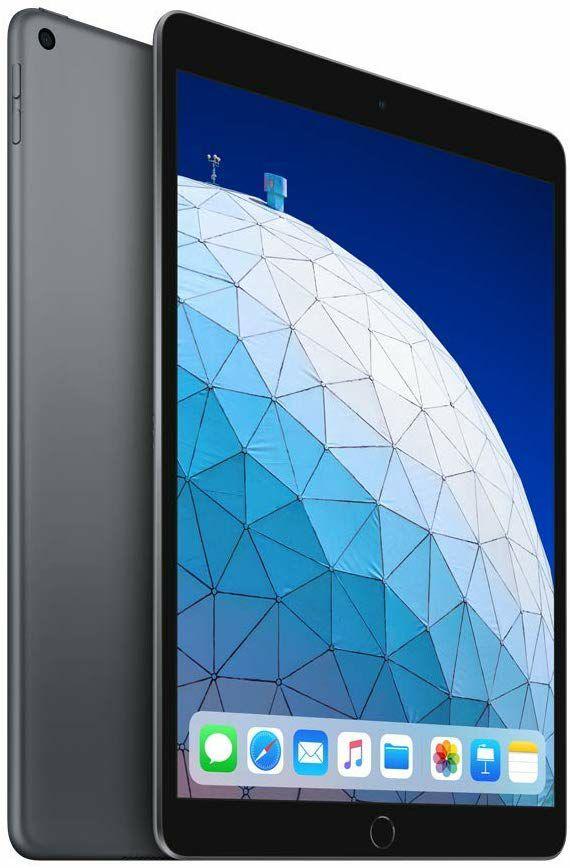 "Apple iPad Air Tablet 10.5"" (2019) - 64GB, WiFi, space grau (Amazon.es)"