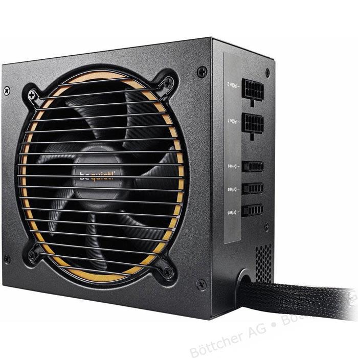 be quiet! Pure Power 10 CM 600W für 77,34€ [Büromarkt-Boettcher]